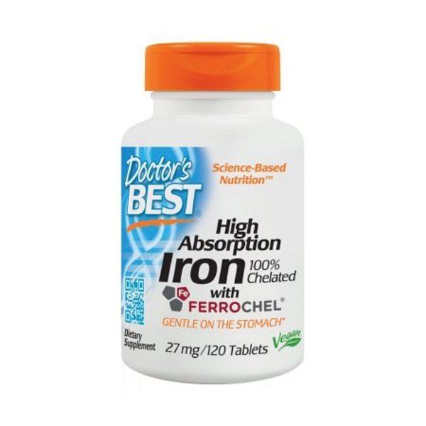 Dr's Best Iron