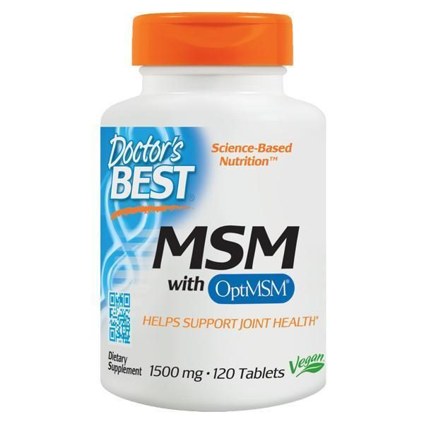 Dr's Best MSM 1500mg